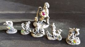 Myth & Magic - The Tudor Mint - Pewter Figures - Lord of the Rings