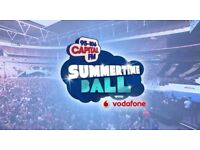 Tickets in hand - X3 summertime ball tickets