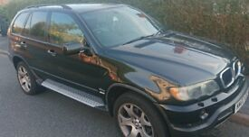 BMW X5 3.0 auto px