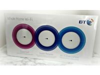 ***BT Whole Home Wifi 3 Pack***