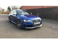 2013 13 AUDI 4.2 RS4 AVANT FSI QUATTRO 5D AUTO HPI CLEAR BEST SPEC may px