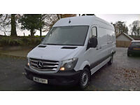 Mercedes-Benz Sprinter 2.1 CDI 313 Ex High Roof 4dr LWB