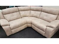 HARVEYS SMALL CORNER SOFA LANGDALE
