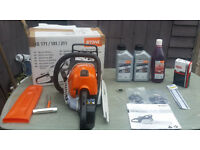 Stihl chainsaw MS181/C