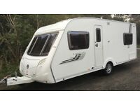 2009 Swift Charisma 555 4 berth caravan