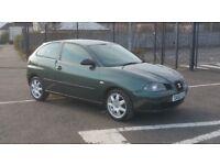 2002 Seat Ibiza S 1.2 Petrol 3 Door - MOT September 2018 - 97384 Miles - HPI Clear