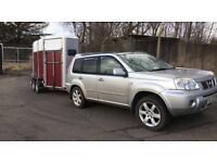 NOW SOLD!!!!! ***IFOR WILLIAMS HORSE TRAILER***