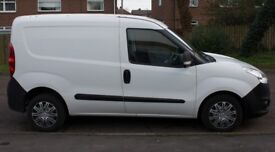 2012 COMBO VAN.LITTLE USED WELL MAINTAINED .MOT UNTIL 28TH JULY 2018