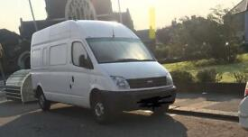 Cheap and reliable man and van delivery service and removal short notice