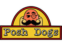 COOKS wanted to join fast growing business in West London! Posh Dogs