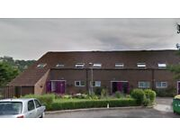 Over 55's bedsit available to let