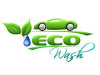 Eco Smart Mobile Car Wash, car upholstery cleaning
