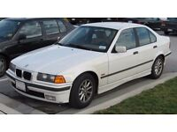 1995 BMW 325 AUTOMATIC LEFT HAND DRIVE FOR SALE