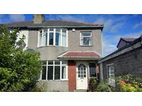 3 BEDROOM SEMI DETACHED, DSS WELCOME CALL NOW