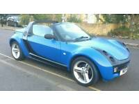 Classic Mercedes Smart Roadster Brabus 0.7 Auto Petrol with Private Plate