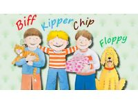 Biff and Chip Collection Primary Reading Books Level 1-5