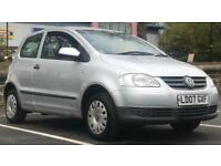 BLACK FRIDAY SPECIAL!! REDUCED TO £949! *2007 VW FOX *10 Months MOT *1.2 *Silver 3Dr * *PartEx