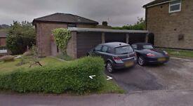 Single Garage to let in Shawclough, Rochdale