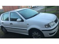 Volkwagen Polo 1.0E 5dr - Perfect low Mileage first car, Full Service History