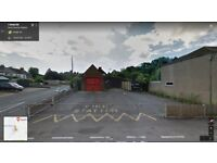 Corner Plot, freehold building land, great potential former Horton Kirby fire station