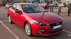 Mazda 3 Sport Nav 2.0 petrol automatic-FSH-BOSE stereo-superb condition 2014/64