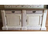 SHABBY CHIC SIDEBOARD BISCOTTINI LARGE NEW/EX DISPLAY Retails@£1200