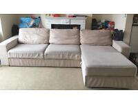 4 Seater Corner Sofa @150