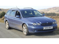 Jaguar X-TYPE 2l Diesel Sport Estate MOT