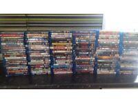 Huge bundle of 135 Blu Ray films