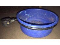 Preston Innovations 'Offbox Pro Groundbait Bowl and Hoop'