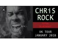 Chris Rock tickets o2 27th January