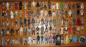 WANTED - Old / Vintage Star Wars Figures and Collections