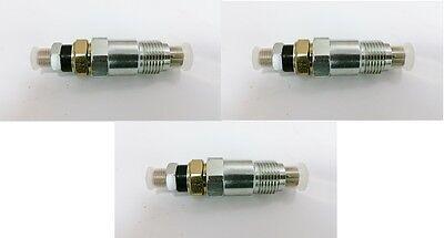 3pc Kubota Tractor Fuel Injector B1550d B1550e B1550hstd B1550hste B1750d B1750