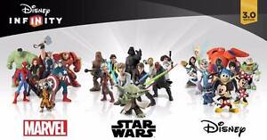 DISNEY INFINITY FIGURES FOR SALE! GET THEM NOW!! Nundah Brisbane North East Preview