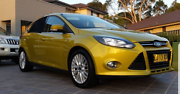 2011 Ford Focus Wyoming Gosford Area Preview