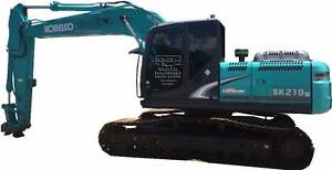 Kobelco SK210-8 LC in Excellent Cond, Call 0477 97EMUS Ingham Hinchinbrook Area Preview