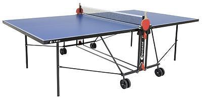 Outdoor Tischtennisplatte Sponeta S 1-43e / 1-42e Blau oder Grün,  Wetterfest