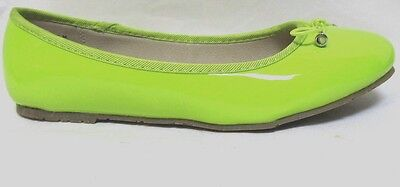 TS shoes TAKING SHAPE sz 6 / 37 Bella Patent Leather Ballet Flats comfy chic NIB 1