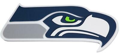 Seattle Seahawks 3D Fan Foam Logo Sign Bild,NFL Football,Relief Wandlogo -