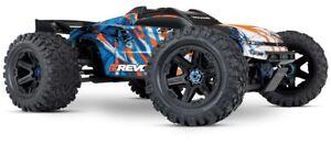 Traxxas 1/10 E-Revo 2 VXL Brushless RTR Orange 86086-4 TRA86086-4