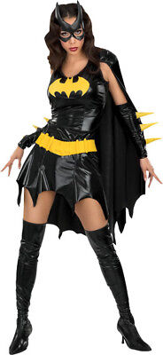 Batgirl Batman Super Hero Sexy Vinyl Plus Halloween Adult - Super Plus Size Womens Halloween Costumes