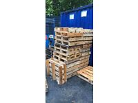 pallets great for pallet furniture / fences