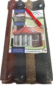 Lightweight Tiles Sample Pack - Granulated & Budget Roofing Tile Samples