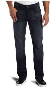 New-William-Rast-Mens-Luke-Straight-Leg-Jeans-Color-China-Size-34-x-32-187