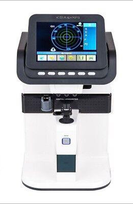 Charops Huvitz Digital Lensmeter Model Clm 7000c