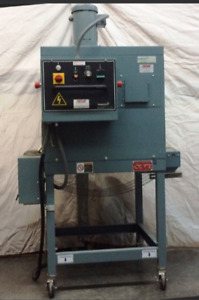 Shanklin T6H Heat Tunnel, Used Shrink Wrap Machine,.