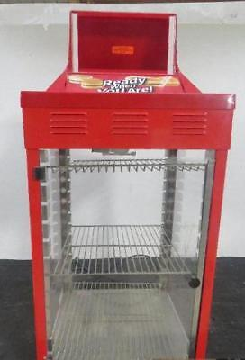 Wisco 690-25 Food Warmer Cabinet Case Food Warming Oven Pizza Hot Display