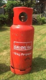 Used Calor LPG tanks - (in various sizes)
