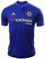 Chelsea 15/16 Authentic Home Soccer Jersey | Blue