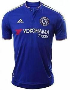 Chelsea Soccer Jersey, season 2016, home color